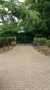 FINISHED DRIVEWAY BY GPM SOLUTIONS